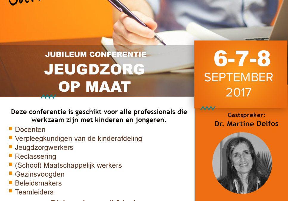 "Save the date: FAJ conferentie ""Jeugdzorg op maat"""