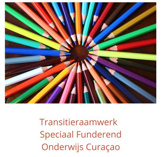 Transitieraamwerk Speciaal Funderend Onderwijs.